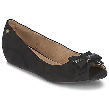 鞋子 女士 平底鞋 Xti 波尔蒂伊 MIZQUE 黑色