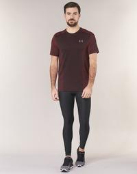 衣服 男士 紧身裤 Under Armour 安德玛 2.0 LEGGING 黑色