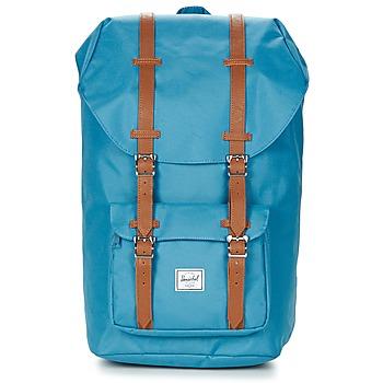 包 双肩包 Herschel LITTLE AMERICA 蓝色