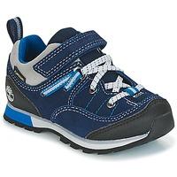 鞋子 儿童 球鞋基本款 Timberland 添柏岚 GRIFFIN PARK LOW GTX 蓝色