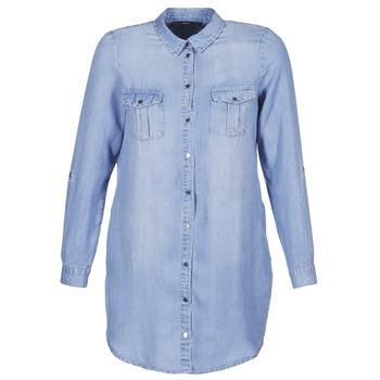 衣服 女士 短裙 Vero Moda VMSILLA 蓝色 / 米色