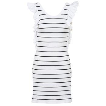衣服 女士 短裙 Vero Moda VMABHY 白色 / 黑色