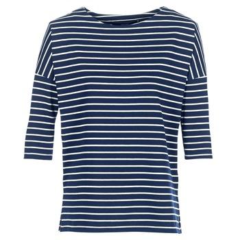 衣服 女士 卫衣 Vero Moda VMULA 海蓝色 / 白色