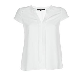 衣服 女士 女士上衣/罩衫 Vero Moda VMTONI 白色