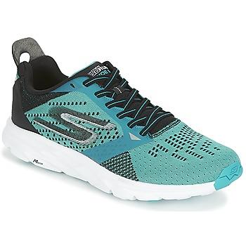 鞋子 男士 跑鞋 Skechers 斯凯奇 GO Run Ride 6 蓝色 / 黑色