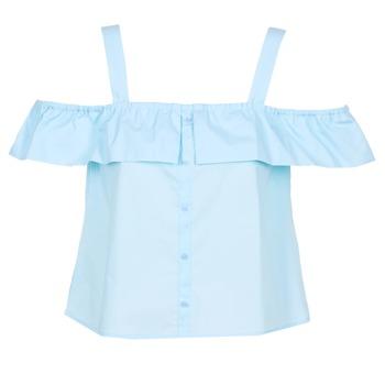 衣服 女士 女士上衣/罩衫 Moony Mood IFARANDOL 蓝色