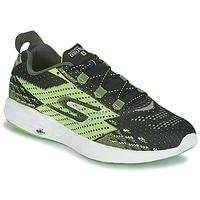 鞋子 男士 跑鞋 Skechers 斯凯奇 Go Run 5 黑色 / 绿色