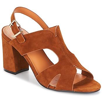 鞋子 女士 休閑涼拖/沙灘鞋 Bocage PAULI 磚紅色