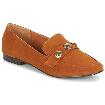 鞋子 女士 皮便鞋 Bocage ABELONE 棕色