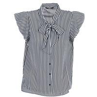 衣服 女士 女士上衣/罩衫 Only ELENA 黑色 / 白色