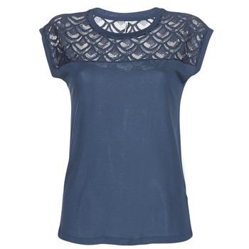 衣服 女士 短袖体恤 Only NICOLE 海蓝色