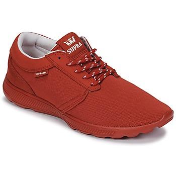 鞋子 球鞋基本款 Supra HAMMER RUN 紅色