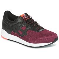 鞋子 男士 球鞋基本款 Asics 亚瑟士 GEL-LYTE 黑色 / 波尔多红