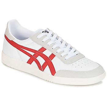 鞋子 球鞋基本款 Asics 亚瑟士 GEL-VICKKA TRS 白色 / 红色