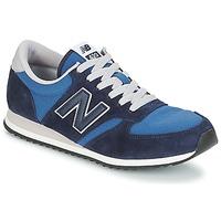 鞋子 球鞋基本款 New Balance新百伦 U420 蓝色