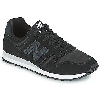 鞋子 女士 球鞋基本款 New Balance新百伦 WL373 黑色