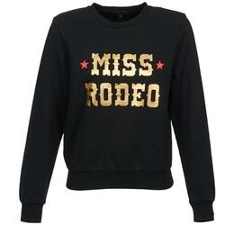 衣服 女士 卫衣 American Retro MIRKO 黑色