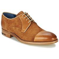 鞋子 男士 德比 巴克尔 BUTLER 棕色