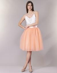衣服 女士 半身裙 Betty London I-LOVA 玫瑰色
