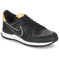 鞋子 女士 球鞋基本款 Nike 耐克 INTERNATIONALIST HEAT 黑色 / 金色