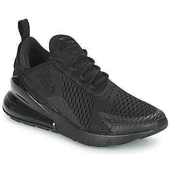 鞋子 男士 球鞋基本款 Nike 耐克 AIR MAX 270 黑色