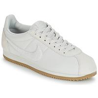 鞋子 男士 球鞋基本款 Nike 耐克 CLASSIC CORTEZ SE 米色