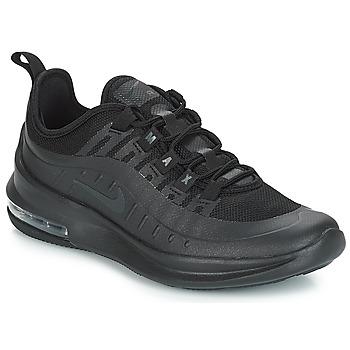 鞋子 儿童 球鞋基本款 Nike 耐克 AIR MAX AXIS GRADE SCHOOL 黑色