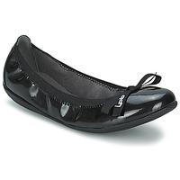 鞋子 女士 平底鞋 Les P'tites Bombes ELLA VERNIS 黑色