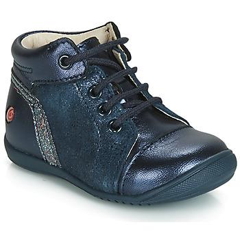 鞋子 女孩 高幫鞋 GBB ROSEMARIE 海藍色