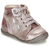 鞋子 女孩 短筒靴 GBB ROSEMARIE 玫瑰色