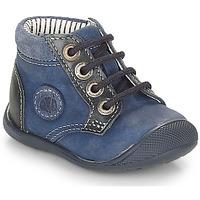 鞋子 男孩 高帮鞋 Catimini RAYMOND 蓝色
