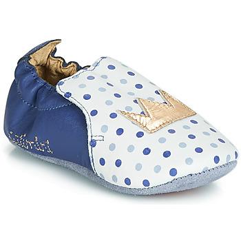鞋子 女孩 拖鞋 Catimini CHIQUETTE 蓝色 / 白色