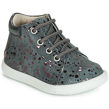 鞋子 女孩 高帮鞋 GBB NICKY 灰色 / 玫瑰色