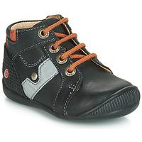 鞋子 男孩 高帮鞋 GBB REGIS Vts / 黑色