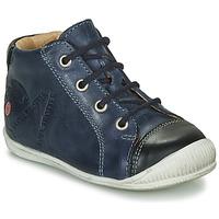鞋子 男孩 短筒靴 GBB NOE 海蓝色