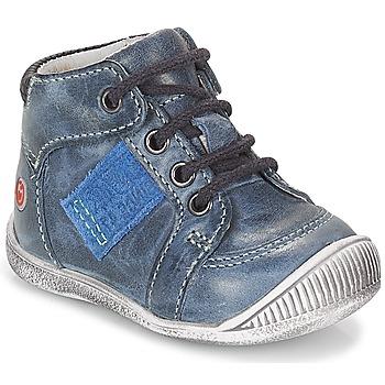 鞋子 男孩 高帮鞋 GBB RACINE 海蓝色