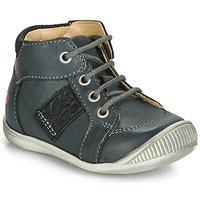 鞋子 男孩 高帮鞋 GBB RACINE Vte / 灰色