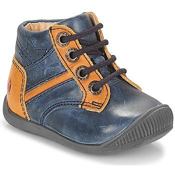 鞋子 男孩 高帮鞋 GBB RATON 海蓝色