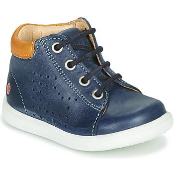 鞋子 男孩 高帮鞋 GBB NERISSON Vte / 海蓝色