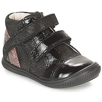 鞋子 女孩 高帮鞋 GBB ROXANE 黑色 / 银色