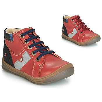 鞋子 男孩 高帮鞋 GBB RENOLD Vts / 砖红色