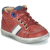 鞋子 男孩 高帮鞋 GBB ANGELITO Vte / 砖红色