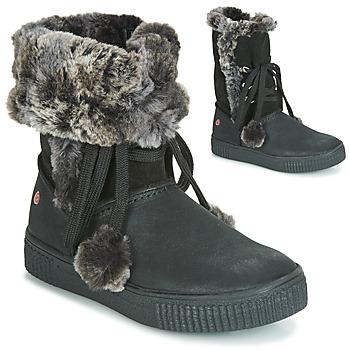 鞋子 女孩 都市靴 GBB NOUSTIK Vte / 黑色