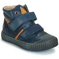 鞋子 男孩 高帮鞋 GBB RAIFORT 海蓝色 / 驼色