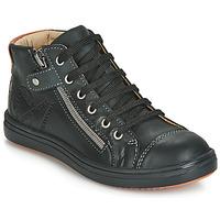 鞋子 男孩 高帮鞋 GBB NICO 黑色