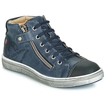鞋子 男孩 高帮鞋 GBB NICO Vte / 海蓝色