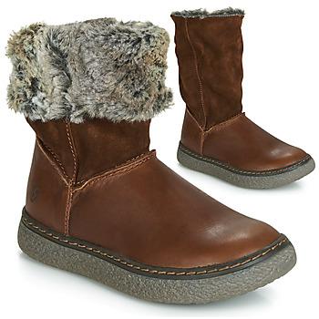 鞋子 女孩 都市靴 GBB DUBROVNIK 棕色