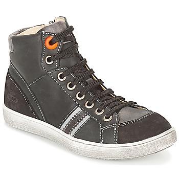 鞋子 男孩 高帮鞋 GBB ANGELO 黑色