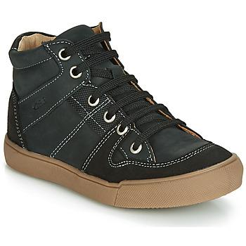 鞋子 男孩 高帮鞋 GBB NEMOON 黑色