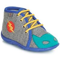 鞋子 男孩 拖鞋 GBB SUPER BOYS 灰色 / 蓝色